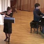 Выпуск 3-й. Ф. Пуленк. Соната для флейты и фортепиано